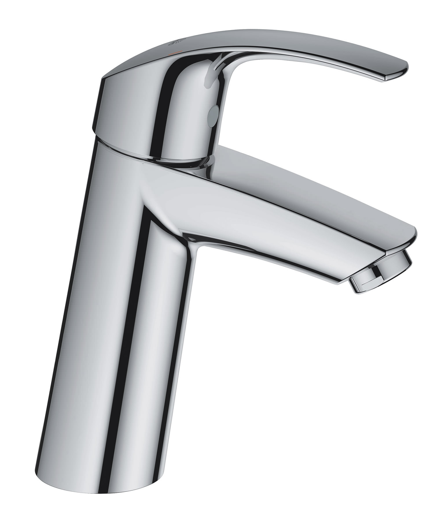 grohe eurosmart basin mixer tap chrome 23324001. Black Bedroom Furniture Sets. Home Design Ideas