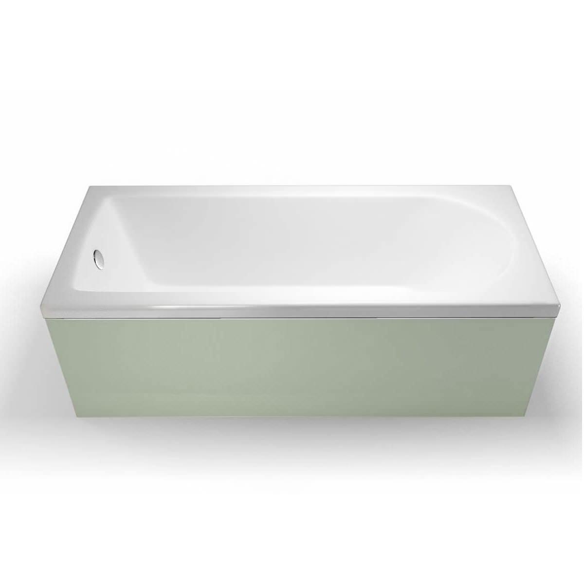 regular baths britton cleargreen reuse 1700 x 700mm single ended bath