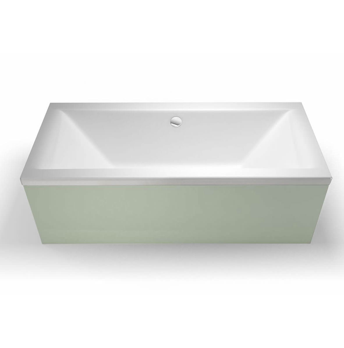 Britton Cleargreen Enviro 1700 X 700mm Double Ended Bath R1