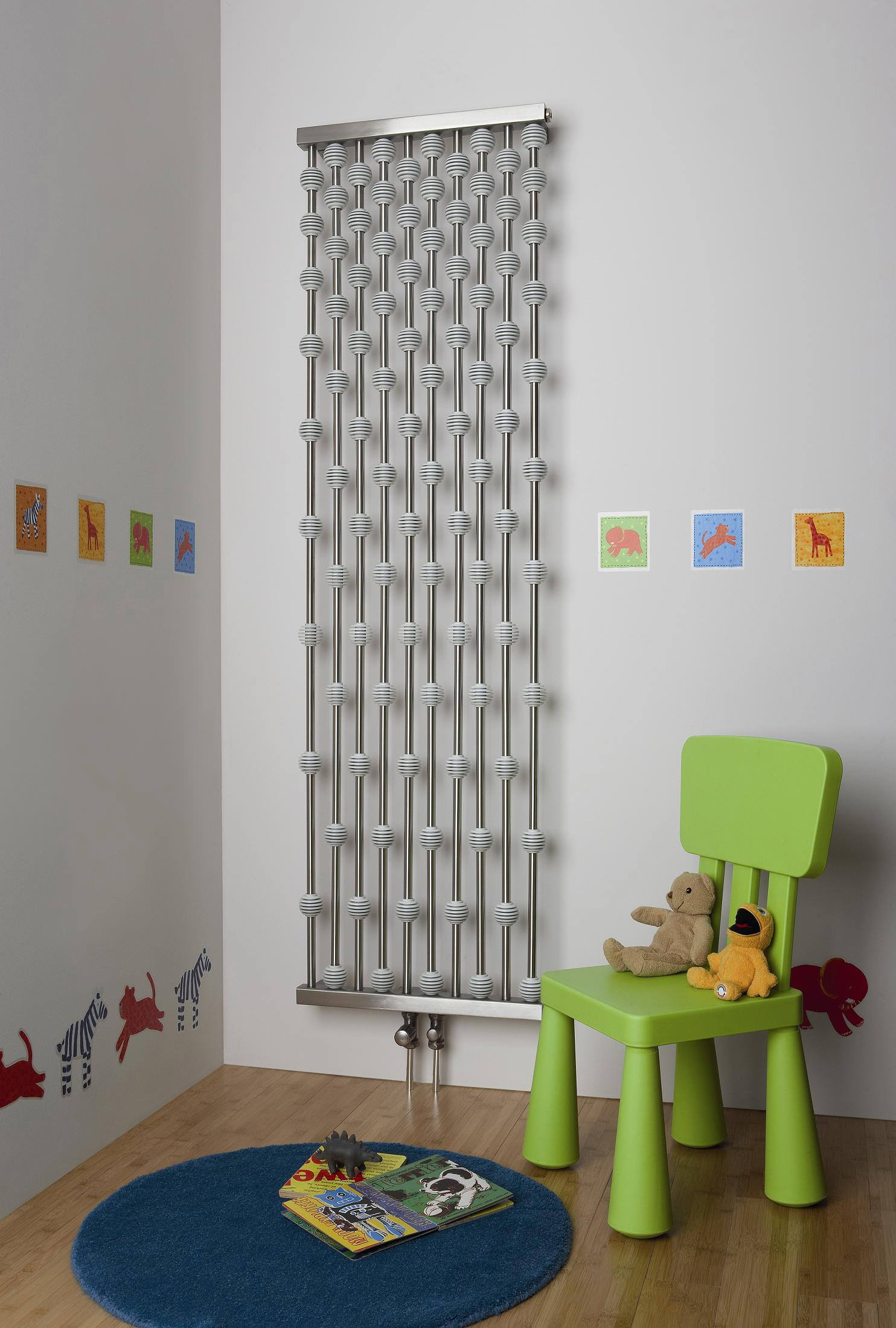 Aeon abacus designer radiators 16 95sil - Designer vertical radiators for kitchens ...